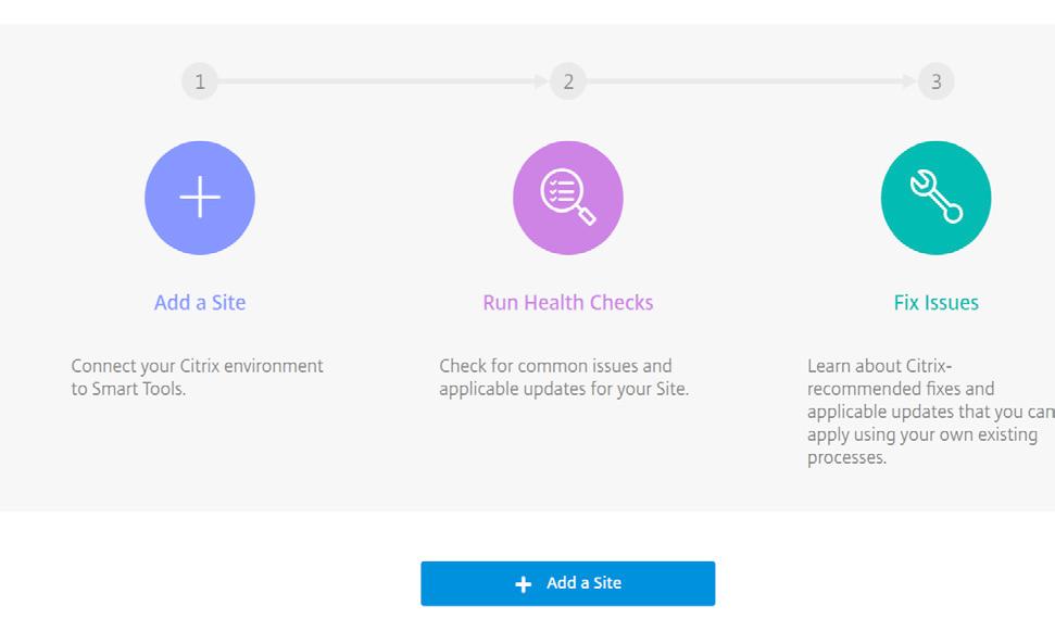 Smart Tools - Add Site