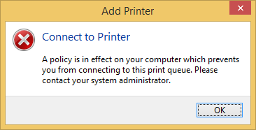 Connect-to-printer
